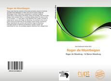 Bookcover of Roger de Montbegon