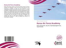 Portada del libro de Korea Air Force Academy