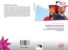 Portada del libro de Kookmin University