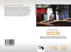Bookcover of Bergrath (Bad Münstereifel)