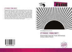 Bookcover of (11024) 1986 QC1
