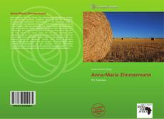Bookcover of Anna-Maria Zimmermann