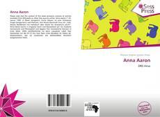 Portada del libro de Anna Aaron
