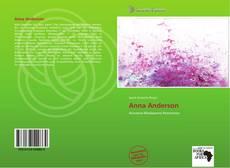 Portada del libro de Anna Anderson