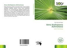 Portada del libro de Anna Andrejewna Achmatowa