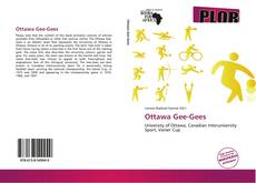 Bookcover of Ottawa Gee-Gees