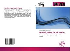 Bookcover of Penrith, New South Wales