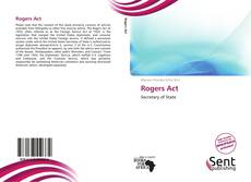 Bookcover of Rogers Act