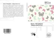 Обложка Anna Bergmann (Regisseurin)