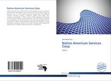 Copertina di Native American Services Corp.