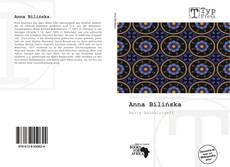 Buchcover von Anna Bilińska