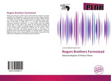 Capa do livro de Rogers Brothers Farmstead