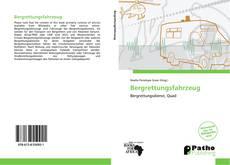 Buchcover von Bergrettungsfahrzeug
