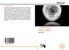 Buchcover von Anna Czillich