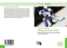Ottawa Senators (FHL) kitap kapağı