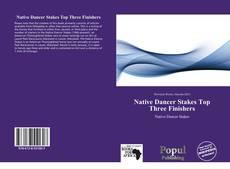 Buchcover von Native Dancer Stakes Top Three Finishers