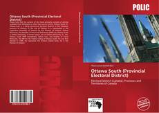 Copertina di Ottawa South (Provincial Electoral District)