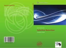 Copertina di Selective Retention