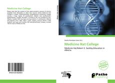 Borítókép a  Medicine Hat College - hoz