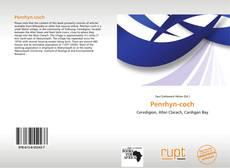 Copertina di Penrhyn-coch