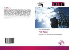 Bookcover of Ted Roop