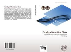 Bookcover of Penrhyn Main Line Class