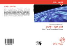 Bookcover of (10491) 1986 QS1