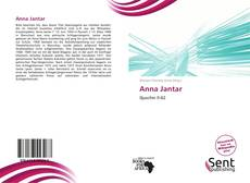 Portada del libro de Anna Jantar
