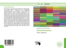 Portada del libro de Anna Komnena