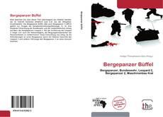 Couverture de Bergepanzer Büffel