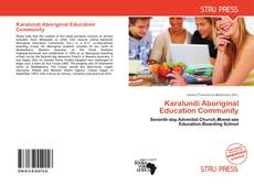Portada del libro de Karalundi Aboriginal Education Community