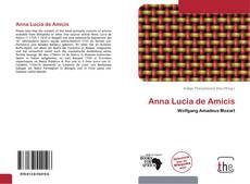 Bookcover of Anna Lucia de Amicis