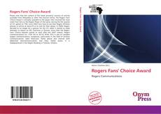 Bookcover of Rogers Fans' Choice Award