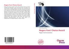 Buchcover von Rogers Fans' Choice Award
