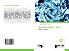 Bookcover of Anna Magdalena Bach