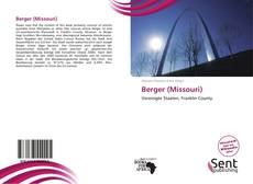 Bookcover of Berger (Missouri)