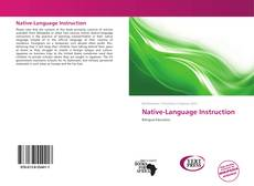 Bookcover of Native-Language Instruction