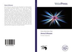 Bookcover of Anna Eriksson