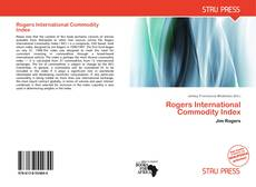 Bookcover of Rogers International Commodity Index