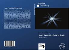Buchcover von Anna Franziska Schwarzbach