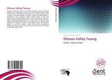 Capa do livro de Ottawa Valley Twang