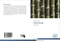 Bookcover of Anna Funck
