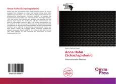 Обложка Anna Hahn (Schachspielerin)