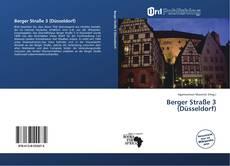 Berger Straße 3 (Düsseldorf) kitap kapağı