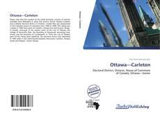 Bookcover of Ottawa—Carleton