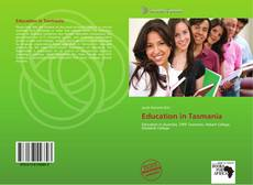 Portada del libro de Education in Tasmania