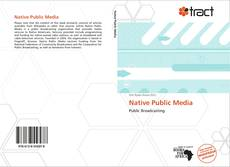 Couverture de Native Public Media