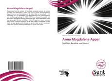 Bookcover of Anna Magdalena Appel