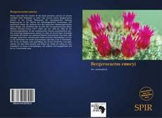 Buchcover von Bergerocactus emoryi