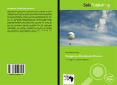 Capa do livro de Bergeron-Findeisen-Prozess